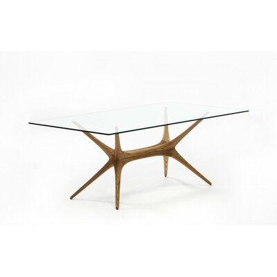 Artek X-Frame Coffee Table