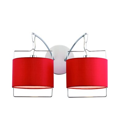 ET2 Passion 2 Light Wall Sconce
