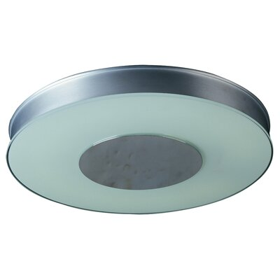 ET2 Vision 1 Light Flush Mount