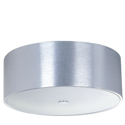 ET2 Percussion 3 Light Flush Mount