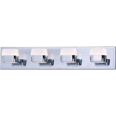 ET2 Ellipse Four Light Bath Vanity