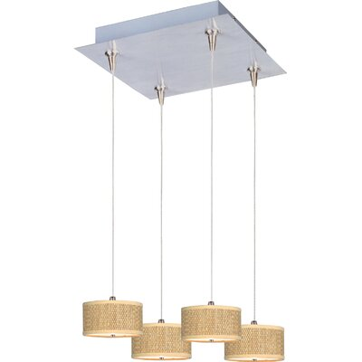 ET2 Elements 4 Light RapidJack Pendant