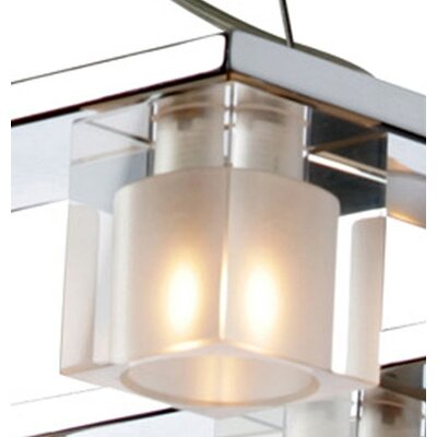 ET2 Blocs 8 Light Kitchen Island Pendant