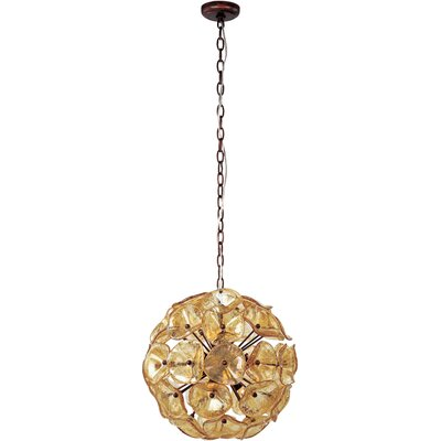 ET2 Cassini 12 Light Globe Pendant