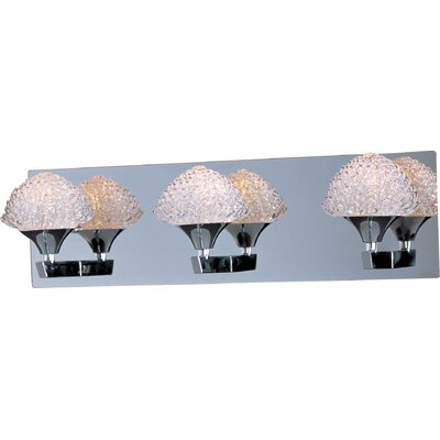ET2 Blossom 3-Light Bathroom Vanity