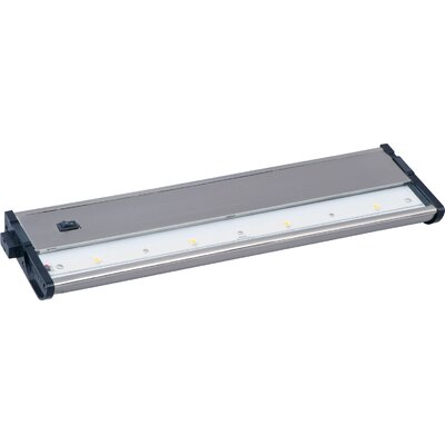 "ET2 CounterMax MX-L120DC 13"" 4-Light LED Under Cabinet Light"