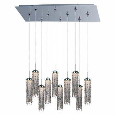 Bianca 10 Light Linear Pendant