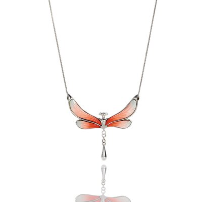 Franz Collection Dragonfly Necklace