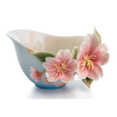 Franz Collection Sakura Floral Creamer