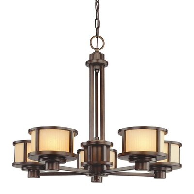 Dolan Designs Bridgetown 5 Light Chandelier