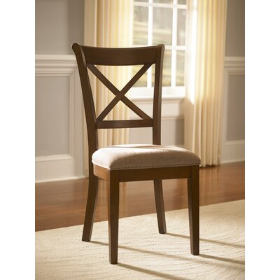 A-America Desoto X-Back Side Chair