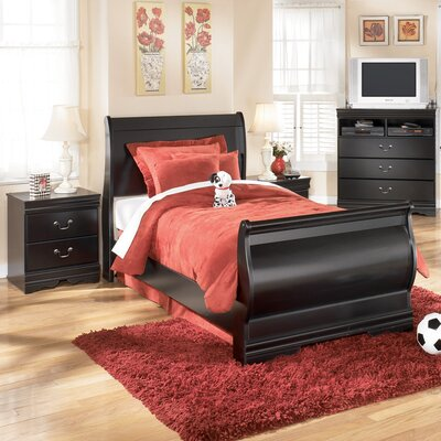 Signature Design by Ashley Westbrook Sleigh Bed