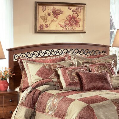 Signature Design by Ashley Oakridge Panel Headboard Bedroom Collection