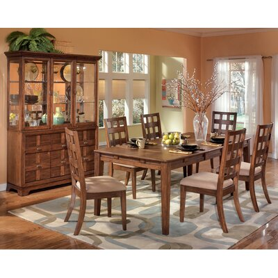 Signature Design by Ashley Chesterville 7 Piece Dining Set
