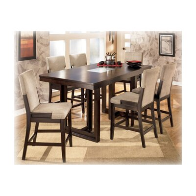 Signature Design by Ashley Odell Counter Height  Dining Table