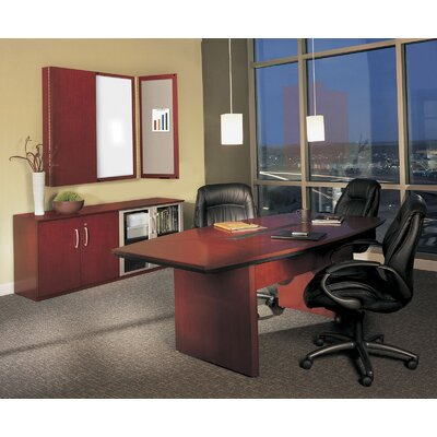 "Mayline Group Corsica 7"" Standard Desk Office Suite"