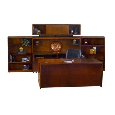 Mayline Group Stella Typical Standard Desk Office Suite 20
