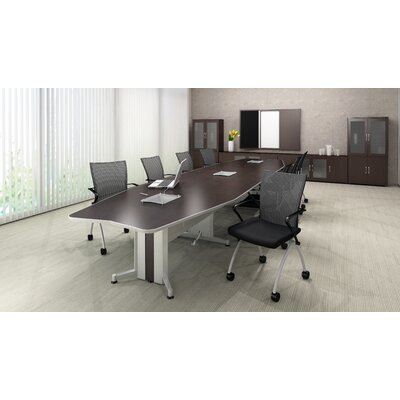 Mayline Group Transaction 12-Foot Conference Table
