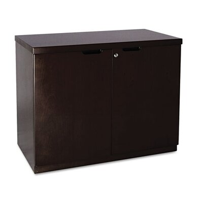 Mayline Group Mira Series Hinged Door Credenza