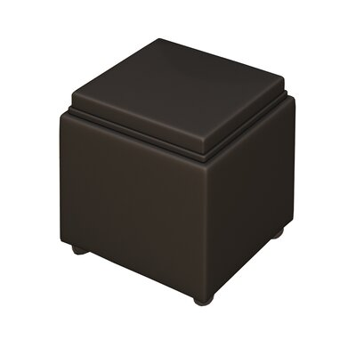 Mayline Group Santa Cruz Storage Ottoman