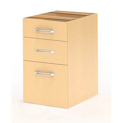 Mayline Group Aberdeen Suspended Pencil/Box/File Pedestal