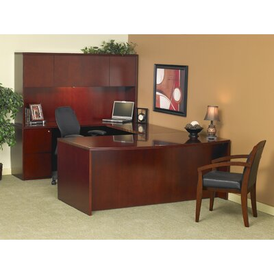 Mayline Group Luminary Executive &quot;U&quot; Typical Set