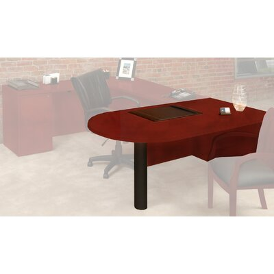 Mayline Group Luminary Peninsula Desk