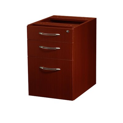 "Mayline Group Aberdeen 15.25"" W x 26.5"" D Desk Pedestal"