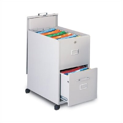 Mayline Group Mobilizer: Letter Size File with Lid and Drawer