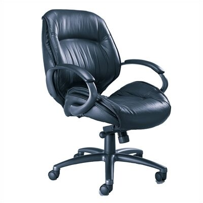 Mayline Group Ultimo Premier Mid-Back Office Chair with Arms