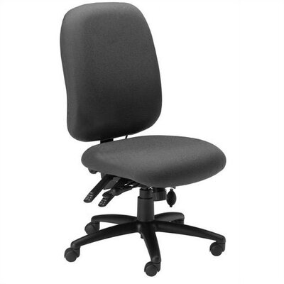 Mayline Group Comfort High-Back Task Chair with Arms