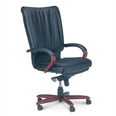 Mayline Group Mercado President Wood Chair