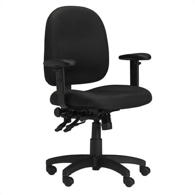 Mayline Group AVA TC2250 Mid-Back Task Chair with Arms