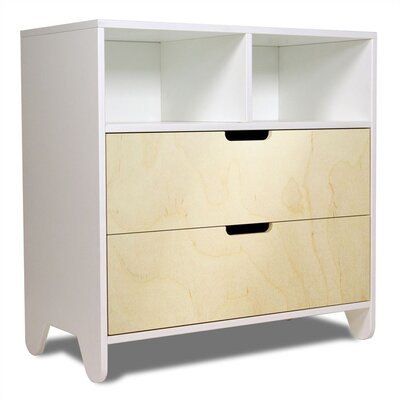 Spot on Square Hiya 2 Drawer Dresser