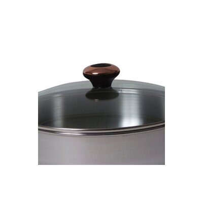 Paula Deen Stainless Steel 2-qt. Saucepan with Lid