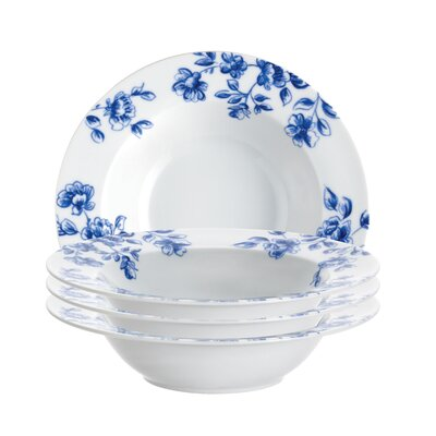 Paula Deen Signature Spring Prelude Soup Bowl (Set of 4)