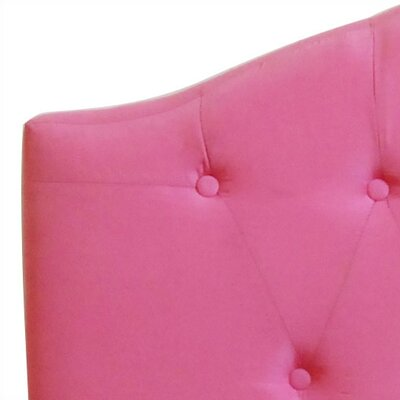 4D Concepts Girls Twin Upholstered Headboard