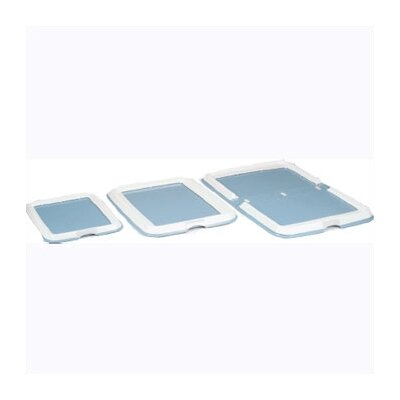 Iris Small Premium Training Pad Trays (Set of 6)