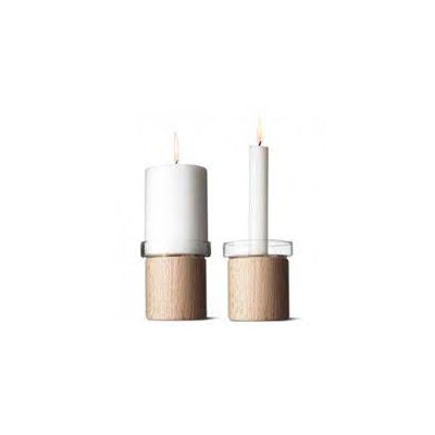 Menu Chunk Candle Holder (Set of 2)