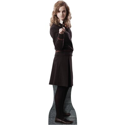 Advanced Graphics Hermione Granger Cardboard Stand-Up