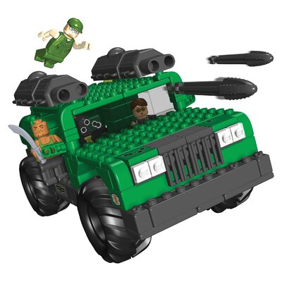 K'NEX C&B Global Defenders: Jungle Force Rescue
