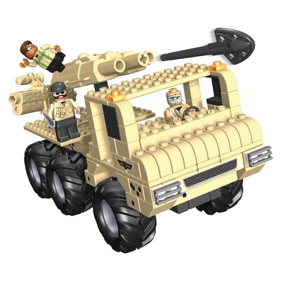 K'NEX C&B Global Defenders: Desert Force Command
