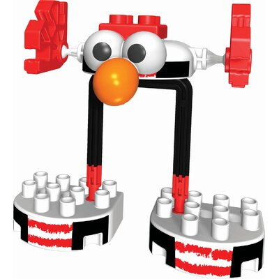 K'NEX Sesame Street Talking Elmo Pirate