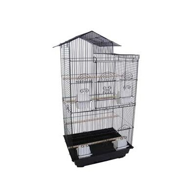 YML Villa Top Small Bird Cage