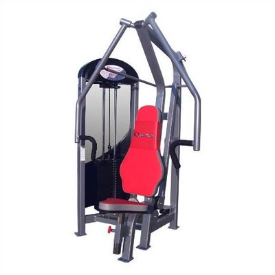 Quantum Fitness Phantom Commercial Converging Vertical Chest Press