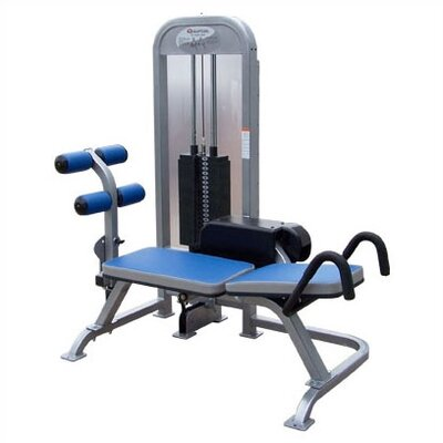 Quantum Fitness I Series Commercial Power Crunch 2000 Abdominal Station