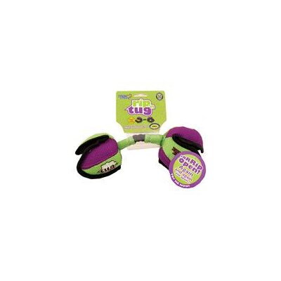 Premier Pet Rip N Tug Barbell Pet Toy