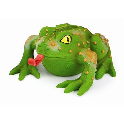 Squeeze Meeze Jr. Frog Dog Toy