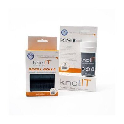 Prince Lionheart Knot It Portable Disposal Bag System