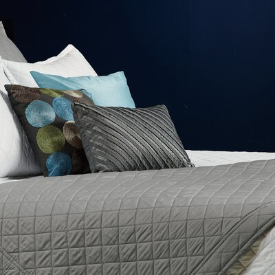 Down Inc. Quilted Coverlet